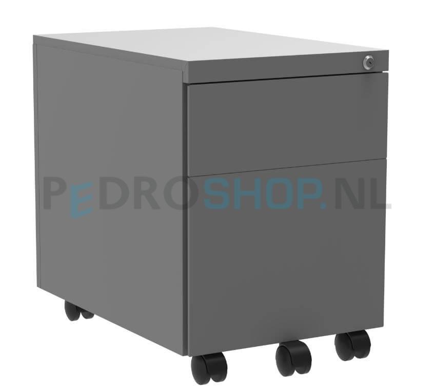 Voordelig pdc ladeblok 2 laden 60 cm diep online te for Ladeblok 2 laden